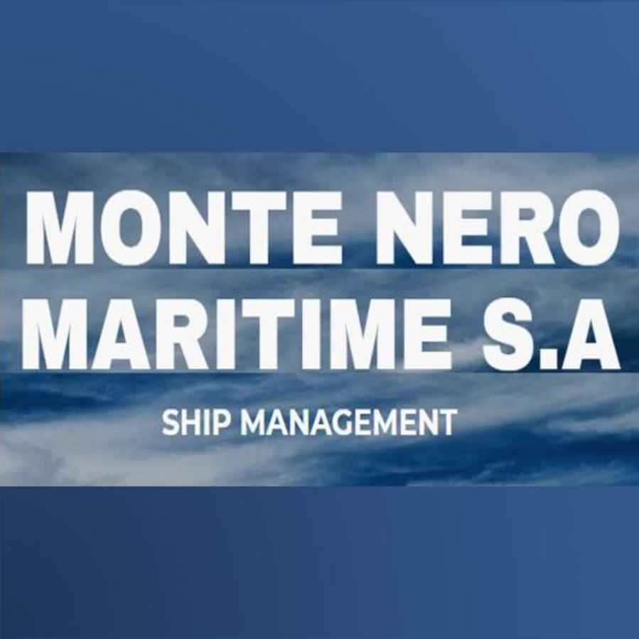 MONTE NERO MARITIME S.A SHIP MANAGEMENT Logo